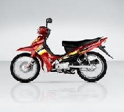 Vendo shineray wave 110 cc vermelha